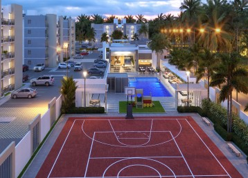 Proyecto residencial en Punta Cana