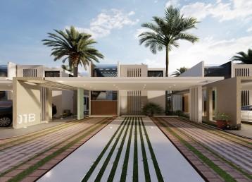 🏢🌴🏢*Proyecto cerrado de casas amplias y modernas*🏢🌴🏢