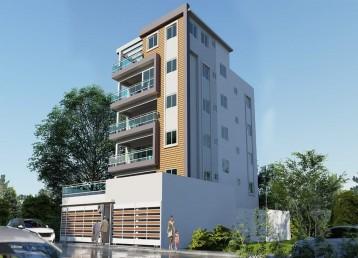 Proyecto de apartamento próximo a la Charles de Gaulle y avenida Las Américas
