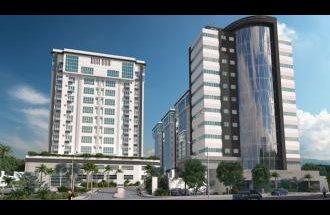 Imponentes Torres De Apartamentos En La Zona Oriental