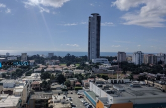 Pent House En Bella Vista. 600m2.  9no. Piso. Grandiosa Vista Al Mar