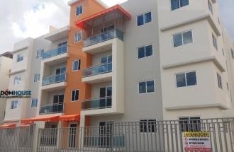 Apartamento Amplio En La Autopista De San Isidro