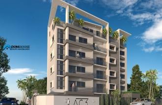 Apartamento Con Dos Parqueos Y Terraza  En  El Distrito Nacional