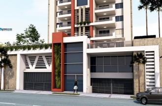 Atractivo Torre De Apartamentos En Bella Vista Distrito Nacional