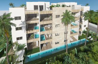 Magnifico Proyecto De Apartamentos En Bavaro.