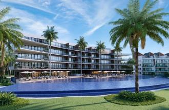 Nuevo Proyecto Con Playa Artificial En Punta Cana