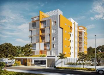 Proyecto de apartamentos en el millón