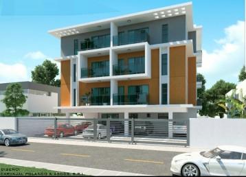 Proyecto de apartamentos en Villa Aura