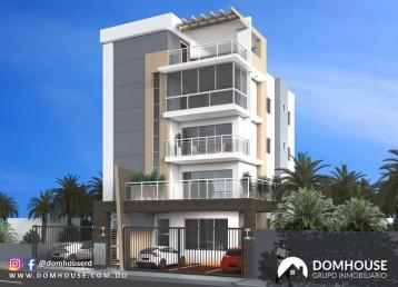 🌟 Presentamos este Proyecto Residencial de 4 apartamentos (uno por nivel)