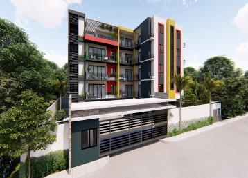 🏢🌴🏢*Exclusivo residencial con fachada moderna y a pocos metros de la Av. Hipodromo*🏢🌴🏢