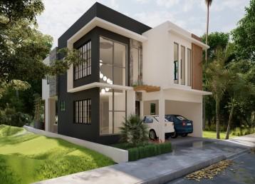 🏢🌴🏢*Hermosas y modernas casas con piscina cerca de la Av. Ecológica*🏢🌴🏢