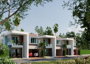 2 casas modernas en prado oriental