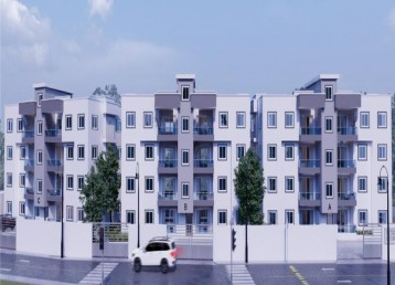 Proyecto de apartamentos en los triunfadores