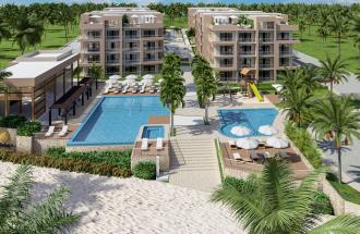 Atractivo Proyecto De Apartamentos En La Romana