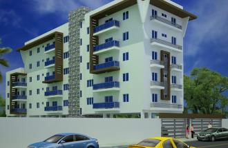 Proyecto De Apartamentos En El Ensanche Ozama
