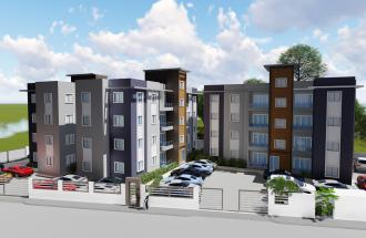 Proyecto De Apartamentos PrÓximo A La Autopista De San Isidro.