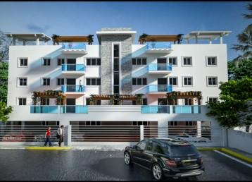Hermoso, moderno y amplio proyecto de apartamentos